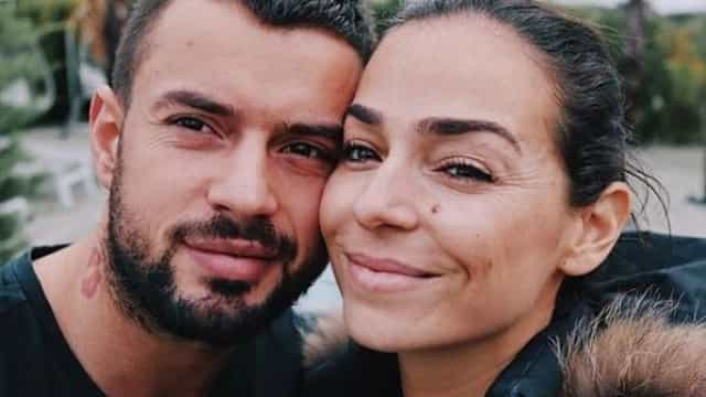 Vanessa Martins e Marco Costa voltam a mostrar os seus momentos a dois