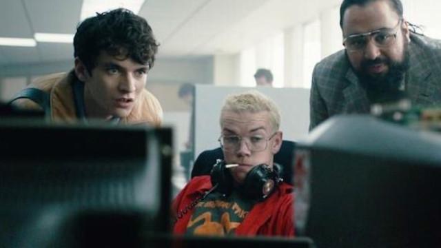 Serão estes os atores do filme de 'Black Mirror'?