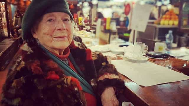 Morreu a atriz Manuela Cassola