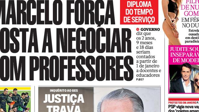 """Hoje é notícia: Justiça trava acesso de Salgado; """"Nunca vi pobres na rua"""""""