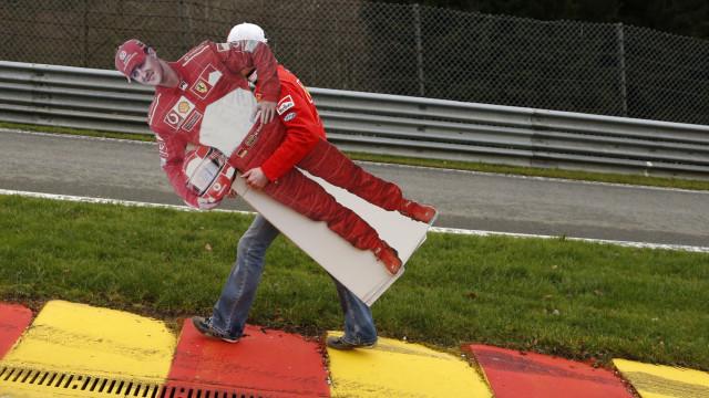 Responsável por resgate de Schumacher recorda o dia da tragédia