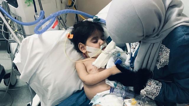 Morreu filho de mulher iemenita que processou os EUA para o poder ver