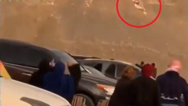 Helicóptero cai após embater em cabo nos EAU. Há quatro mortos