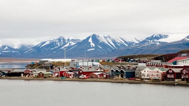 O primeiro assalto de sempre a um banco no Ártico foi em… 2018