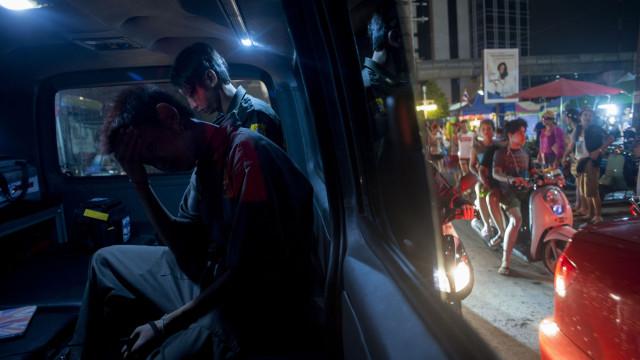 Tailândia tem as estradas mais perigosas. Quase 200 mortes em três dias