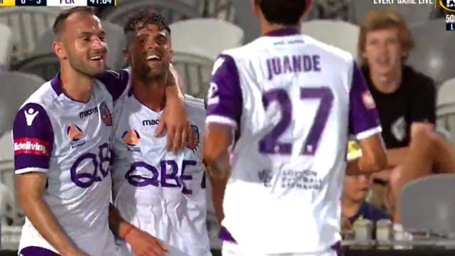 Fábio Ferreira brilha no último dia de 2018 com dois golos na Austrália