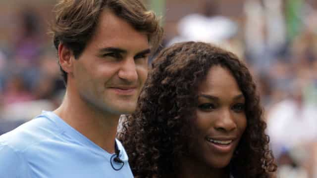 Histórico: Federer e Serena vão defrontar-se na Hopman Cup