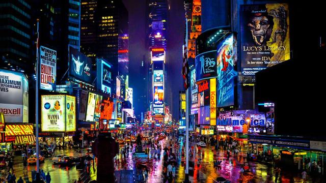 Nova Iorque. Entrada em 2019 será vigiada por drone