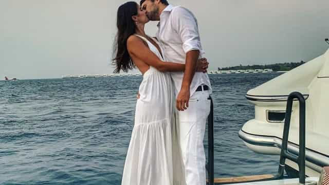 Após polémica, Sara Sampaio 'apoia' namorado com declaração de amor