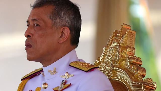 Rei da Tailândia será coroado em maio