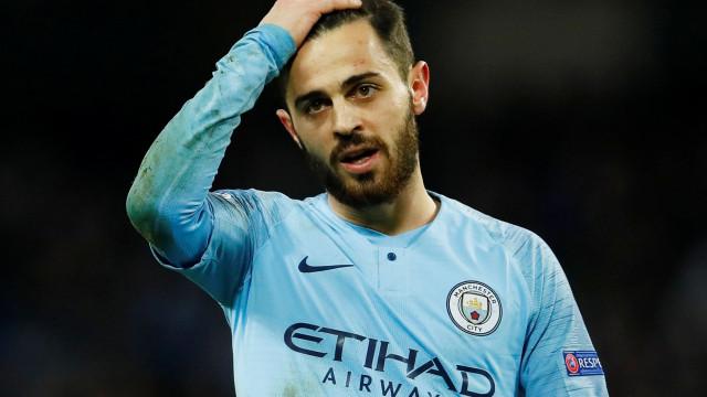 """""""Real Madrid? Estou muito feliz no Manchester City e quero ficar"""""""