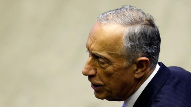 Marcelo convidou presidentes do Chile e do Paraguai a visitarem Portugal