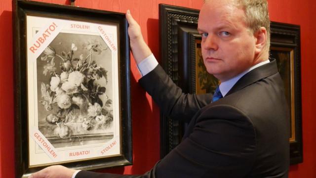 Galeria Uffizi exige devolução de quadro roubado por nazis