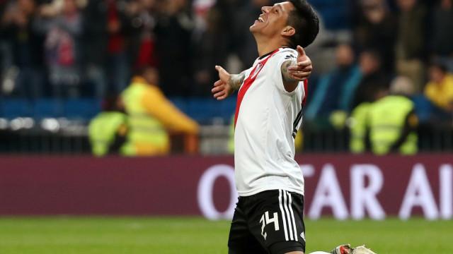 Enzo Pérez de regresso a Portugal? Sporting estará a seguir argentino