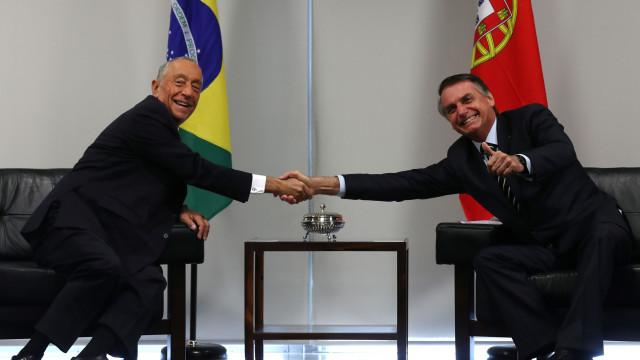 """Marcelo já esteve com Bolsonaro. Foi uma """"reunião entre irmãos"""""""