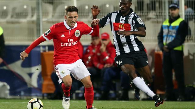 Portimonense-Benfica: Já se joga no Algarve