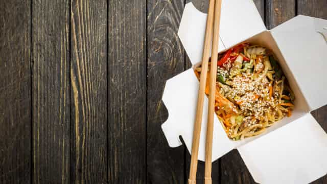 Takeaway de comida chinesa pode ajudar a combater esta doença