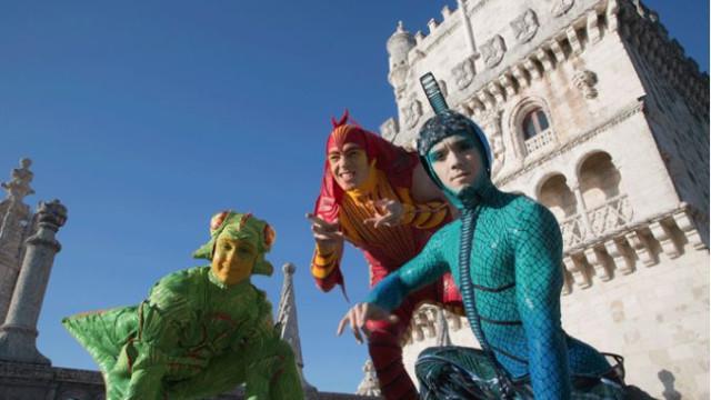 Prepare-se, os insetos do Cirque du Soleil estão a chegar à capital
