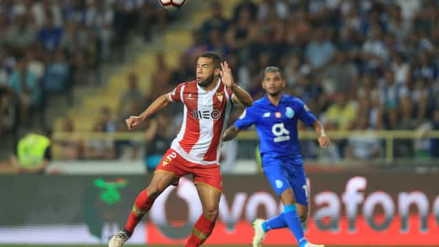 Aves-FC Porto: Já há onzes oficiais
