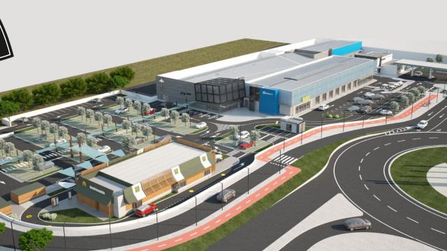 Lis Shopping abre em Abril o novo centro comercial de Leiria