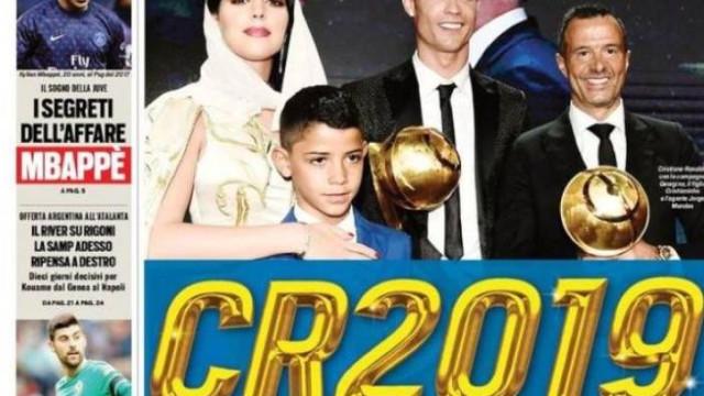 """Lá por fora: Bom dia, CR2019. Este Real Madrid é de """"puxar os cabelos"""""""