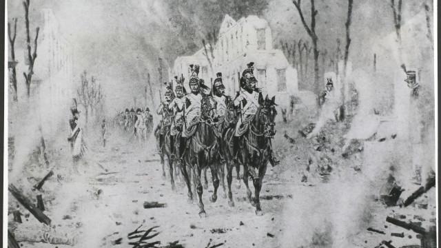 A busca pelo ouro saqueado por Napoleão na Rússia continua