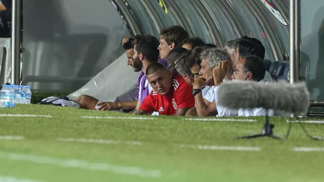 """O acordo com Castillo já está fechado. Só falta o Benfica"""
