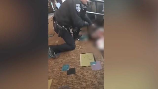 Vídeo mostra momento de pânico após tiroteio em bowling na Califórnia