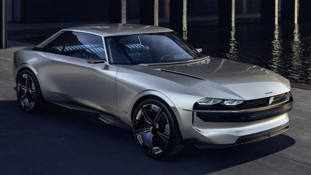 e-Legend: Eis o novo concept da Peugeot que está a dar que falar