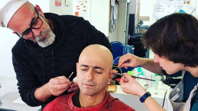 """Novamente 'sem cabelo', Gonçalo Diniz """"volta três anos no tempo"""""""