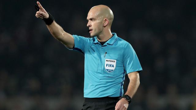 Já é conhecido o árbitro da receção do Benfica ao Rio Ave