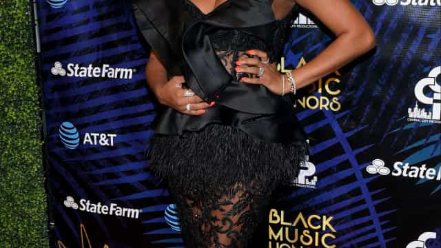 Ex-Destiny's Child foi mãe pela primeira vez