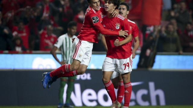 [4-2] Seferovic bisa e aumenta vantagem do Benfica