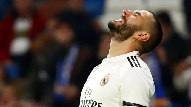 Lenços brancos no Bernabéu: Derrocada Real deixa Madrid à beira do abismo