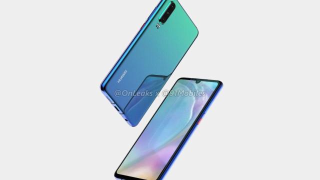 Fuga de informação confirma novidade no próximo topo de gama da Huawei