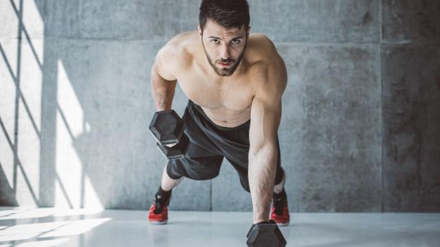 Homens obcecados com o ginásio têm maior risco de sofrer com esta doença