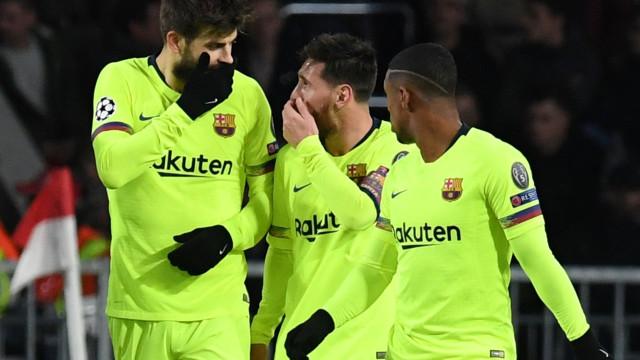 Messi prestes a juntar-se a Piqué no comando do FC Andorra
