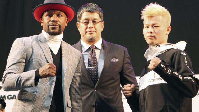 McGregor desafia Nasukawa para combate e já obteve resposta