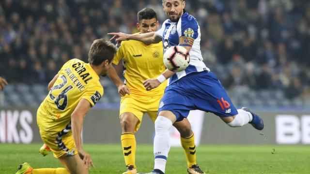 [2-1] FC Porto-Nacional: Arranca a segunda parte no Dragão
