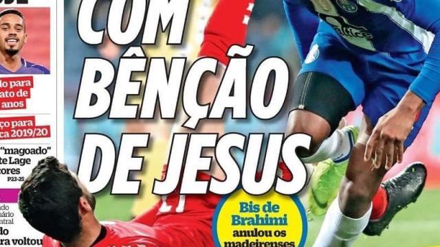Por cá: Dragão imparável, leão cai em Tondela e as garantias de Vieira