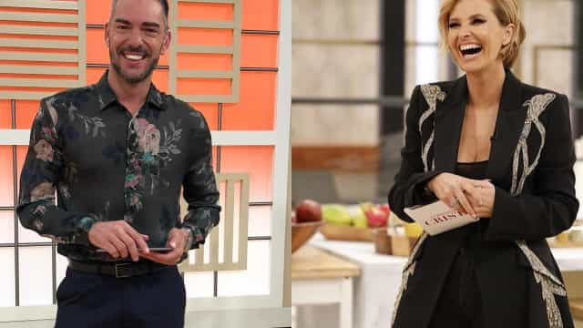 """Cláudio Ramos vibra com Cristina Ferreira: """"Fez-se história caraças!"""""""