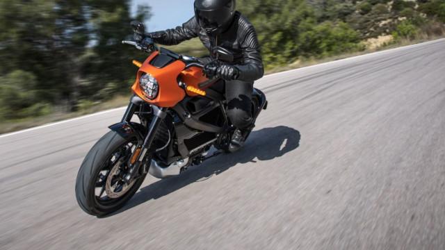 Já pode encomendar a sua Harley-Davidson elétrica