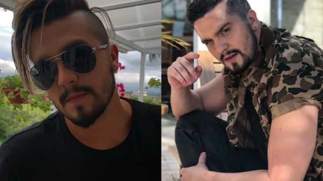 Luan Santana: Novo penteado do cantor vira meme na Internet