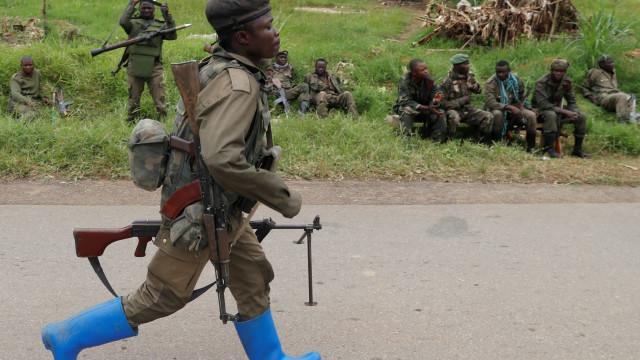 Congo matou 27 rapazes em campanha contra o crime