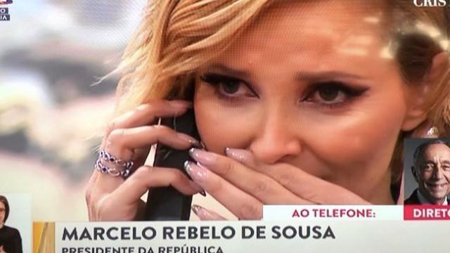 Deputados criticam telefonema surpresa de Marcelo a Cristina Ferreira