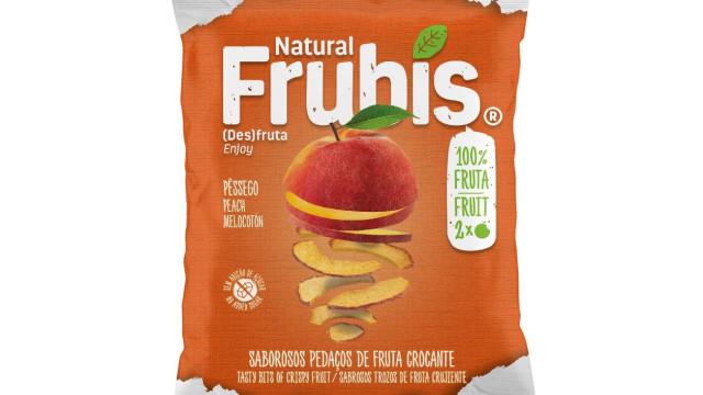 Pêssego chega à gama natural da Frubis
