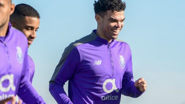 """""""É um privilégio voltar a vestir a camisola do FC Porto"""""""