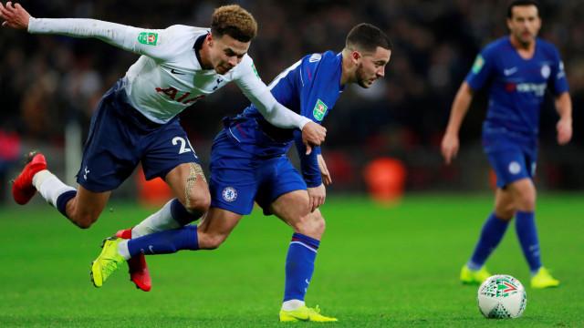 A noite em que o Chelsea chorou por culpa do cinismo de Kane
