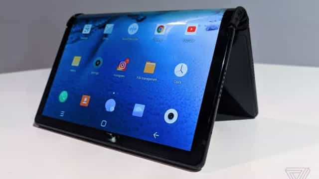 Royole FlexPai é o primeiro smartphone dobrável e já está à venda