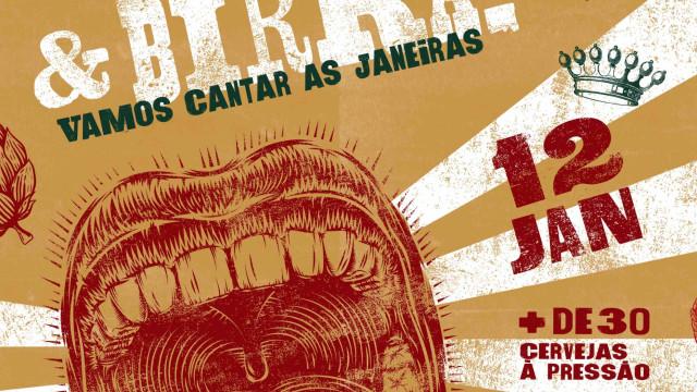 Ouro, Incenso e Birra: em 2019 Marvila volta a cantar as Janeiras